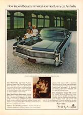 Print.   1970 Chrysler Imperial Ad