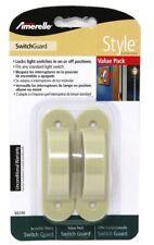 Westek Amertac SG1IV Switch Guard, Ivory, 2 Pack