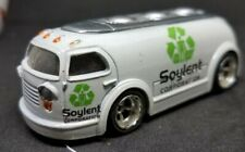 """Custom 1/64 Scale Haulin' Gas """"Soylent Green"""" Slurry Truck With Rubber Tires"""