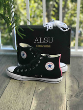 premium selection 2ca46 be7be Sneakers Mens Converse Chuck Taylor All Star Pro Hight Top Black Pink Glow