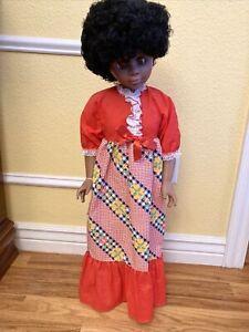 Vintage 30 In. Eegee Doll