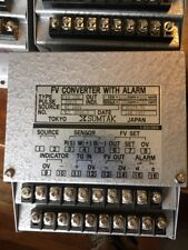 SUMTAKFVA-100  FVA100 CONVERTER WITH Alarm 60 DAY WARRANTY new