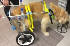 "L size Hip height20""-22""for big dogs ,Refurbished adjustable dog wheelchair"