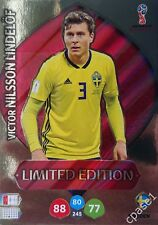 Panini World Cup 2018 Russia Victor Lindelöf Sweden Limited Edition - FIFA
