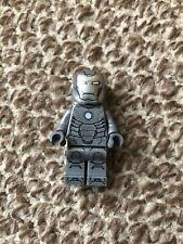 """LEGO MARVEL AVENGERS """"Prototype Iron Man"""" Figure from set 76167 NEW"""