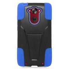 Étuis, housses et coques etuis, pochettes bleus pour téléphone mobile et assistant personnel (PDA) Motorola