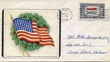 FDC/ FIRST DAY COVER / USA / ETATS UNIS / ALABAMA 1944