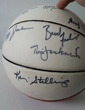 100% Authentic Vanderbilt Signed Basketball 98-99 Season NCAA NBA Commodores