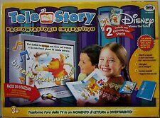 Raccontastorie Interattivo Tele Story Telestory Disney Winnie The Pooh Gig Gioco