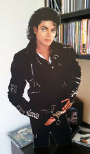 MICHAEL JACKSON Display Special Stand Standee BAD NEW Smooth Criminal
