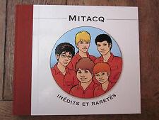 """MITACQ : Ouvrage """"Inédits et raretés"""" + ex-libris num. & signé René FOLLET 230ex"""