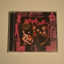NEW YORK DOLLS - Live in PARIS 1974 - 1999 CD NEW & SEALED