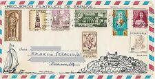 Spain envelope Filatelico de Espana