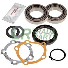 LAND ROVER DEFENDER NEW WHEEL BEARING KIT WITH SEAL, GASKET, WASHER & GREASE