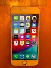 New listing Apple iPhone 6 - 64Gb - Gold (At&T Factory Unlocked) A1549 (Gsm)- Good Condition