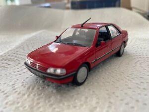 Peugeot405 GL Norev 1/43