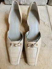 Liz Claiborne Flex CONLEY Natural Kitten Heels Size 8M New In Box