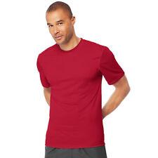 WHITE LT-4XLT 3-Pack Hanes TAGLESS Men/'s Big /& Tall V-Neck Undershirt T-Shirt