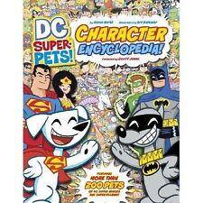 DC Super Pets Encyclopedia (DC Comics: DC Super-pets)-ExLibrary
