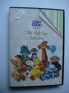 My Craft Studio The Soft Toy Collection cd