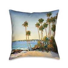 Laural Home Distant Shore Indoor Decorative Pillow