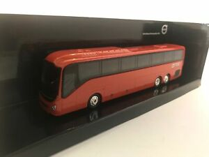 MOT300086 - Bus Touring Volvo 9700 Of Color Red
