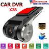 Anytek X28 FHD 1080P 150° Dash Cam Car DVR Camera Recorder WiFi ADAS G-sensor US