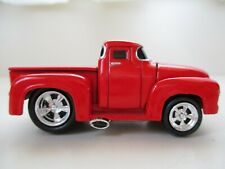 MUSCLE MACHINES - 1956 FORD F-100 PICKUP TRUCK - 1/64 DIECAST (LOOSE)