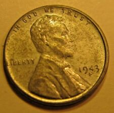 1943-S  LINCOLN WHEAT STEEL CENT 1c  (H)   Beautiful Estate Find!