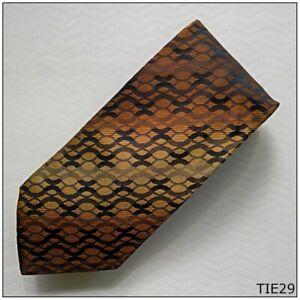 Hubert Milano 100% Silk Made In Italy Men's Tie (Tie29)