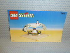 LEGO® System Bauanleitung Space Simulation Station 6455 instruction B887