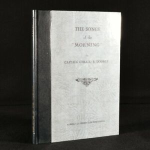 """1943 The Songs Of The """"Morning"""" Captain Gerald S Doorly First Edition Scarce ..."""
