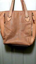 Jennifer Lopez Large Handbag Pink Tote Zipper Top Sides Crossbody Satchel