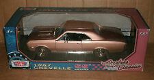1/18 Scale 1967 Chevy Chevelle SS396 Diecast Model Muscle Car - MotorMax 73104