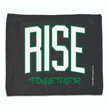 2019 NBA Playoffs Boston Celtics Rally Towel 15x18 Rise Together