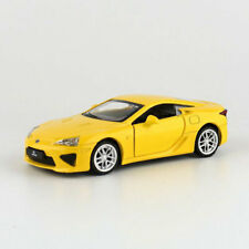 Lexus LFA Sports Car 1:43 Scale Model Car Diecast Toy Vehicle Kids Gift Yellow