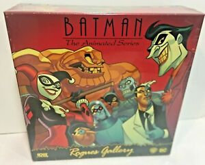 Rogues Gallery Batman The Animated Series Family Board Game IDW 01658