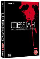 Messiah: Series 1-5 DVD (2010) Marc Warren cert 18 5 discs ***NEW*** Great Value