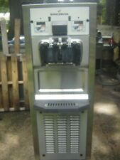 Spaceman Dual Hopper Commercial Ice Cream Machine