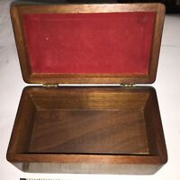 Antique Benson & Hedges Tobacco Humidor 1920s