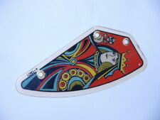 PINBALL FLIPPER PLASTICA 2 ORIGINALE Gottlieb DROP una carta