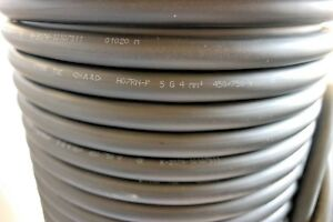 5 Core Rubber Cable 3 Phase H07RN-F HO7RNF 2.5mm Heavy Duty Site Extension Lead