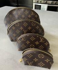4 pcs/set Women Cosmetic Bags Famous Makeup Bag Free Shipping