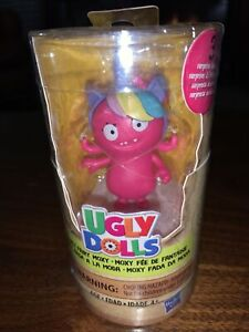 Hasbro Ugly Dolls Figure Fancy Fairy Moxy With 3 Surprises Sealed Toys
