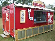 Ready To Work 2014 8 X 18 Cargo Mobile Kitchen Unitfood Concession Trailer