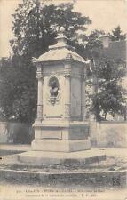 CPA 21 BEIRE LE CHATEL MONUMENT DE NOEL INNOVATEUR CULTURE DU HOUBLON