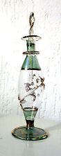 Antiker kleiner seltener Parfum Flakon Glas um 1900 - Sehr alt Sammler Stück