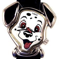 Timex Disneys 101 Dalmatians, 'Lucky,' Puppy Dog, Unworn, Leather Watch Just $49