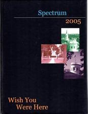 Gettysburg College Pennsylvania 2005 Spectrum University Yearbook Annual PA