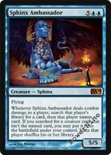 1 PLAYED Sphinx Ambassador - Blue m10 Magic 2010 Mtg Magic Mythic Rare 1x x1